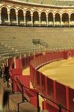 Plaza de los Toros in Seville in Spain Stock Photo