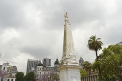 Plaza de Mayo, Μπουένος Άιρες, Αργεντινή Στοκ Εικόνα