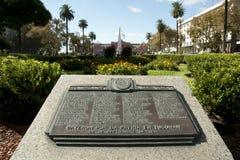 Plaza de Mayo - Μπουένος Άιρες - Αργεντινή Στοκ Εικόνα