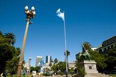 Plaza de Mayo - Μπουένος Άιρες - Αργεντινή Στοκ Φωτογραφία
