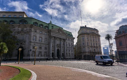 Plaza de Mayo, Μπουένος Άιρες Στοκ εικόνα με δικαίωμα ελεύθερης χρήσης