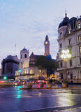 Plaza de Mayo στο Μπουένος Άιρες, Αργεντινή Στοκ Εικόνες