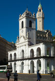 Plaza de Mayo in Buenos Aires Stock Image