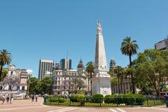 Plaza de Mayo, Buenos Aires Argentinien Foto de archivo