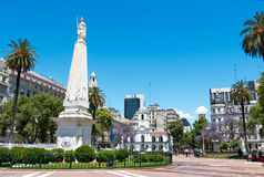 Plaza de Mayo, Buenos Aires Argentinien Stock Image