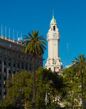 Plaza de Mayo in Buenos Aires. Main square Plaza de Mayo in city center of Buenos Aires Stock Photography