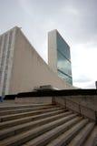 Plaza de Naciones Unidas, Nueva York Fotografía de archivo libre de regalías