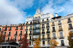 Plaza de Oriente, Madrid Royalty Free Stock Image