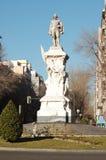 Plaza De Quevedo, Madrid Imagem de Stock Royalty Free