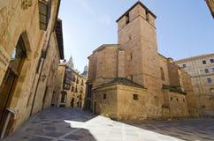 Plaza de San Benito. Salamanca Stock Images