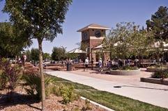 Plaza de San Jorge Utah Imágenes de archivo libres de regalías