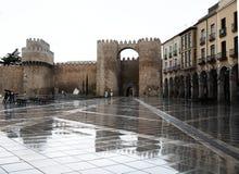 Plaza de Santa Τερέζα Στοκ Εικόνα