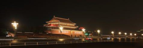 Plaza de Tiananmen Foto de archivo libre de regalías