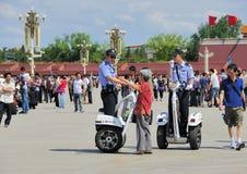Plaza de Tiananmen Fotos de archivo libres de regalías