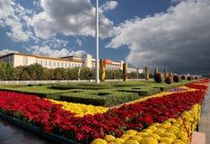 Plaza de Tiananmen  Fotografía de archivo