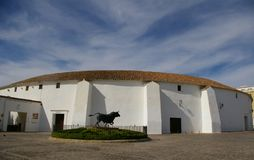 Plaza de Toros à Ronda. Photographie stock libre de droits