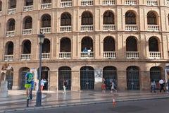 Plaza de Toros, αρένα ταυρομαχίας, Βαλένθια, Ισπανία Στοκ φωτογραφία με δικαίωμα ελεύθερης χρήσης