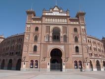 Plaza de Toros, Μαδρίτη Στοκ φωτογραφία με δικαίωμα ελεύθερης χρήσης