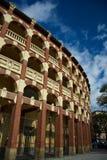 Plaza de toros σε Σαραγόσα, Ισπανία Στοκ φωτογραφία με δικαίωμα ελεύθερης χρήσης