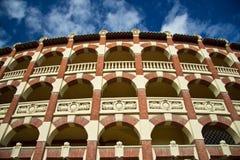 Plaza de toros σε Σαραγόσα, Ισπανία Στοκ Εικόνες