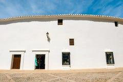 Plaza de Toros στη Ronda, Ισπανία, Ανδαλουσία Στοκ φωτογραφία με δικαίωμα ελεύθερης χρήσης