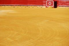 Plaza de toros Imagen de archivo libre de regalías