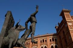 Plaza De Toros Royalty Free Stock Image