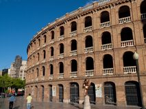 The Plaza de Toros Royalty Free Stock Images