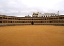 Plaza de toros foto de archivo libre de regalías
