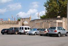 Plaza de toros de Plaza de Toros, Alcudia Fotos de archivo libres de regalías