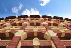 Plaza de Toros (arena do bullfight) Imagem de Stock Royalty Free