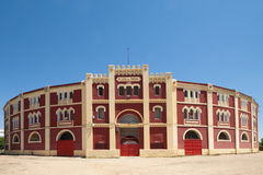 Plaza de Toros av Merida Arkivbild