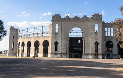 Plaza de Toros Colonia del Sacramento Stock Photography