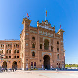 Plaza de Toros de Las Ventas είναι μια διάσημη αρένα ταυρομαχίας που βρίσκεται στη Μαδρίτη Στοκ εικόνες με δικαίωμα ελεύθερης χρήσης