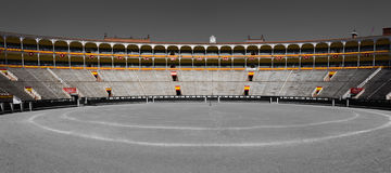 Plaza de Toros de Las Ventas - Μαδρίτη Στοκ εικόνες με δικαίωμα ελεύθερης χρήσης