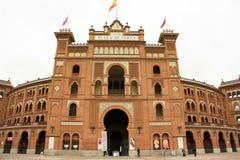 Plaza de Toros de Las Ventas στη Μαδρίτη, Ισπανία Στοκ φωτογραφία με δικαίωμα ελεύθερης χρήσης