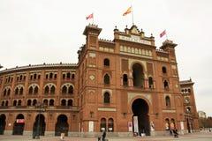 Plaza de Toros de Las Ventas στη Μαδρίτη, Ισπανία Στοκ Εικόνες