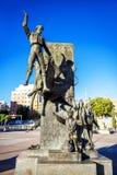 Plaza de Toros de Las Ventas στη Μαδρίτη Στοκ εικόνα με δικαίωμα ελεύθερης χρήσης