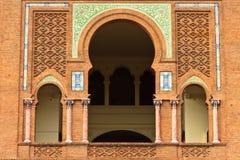 Plaza de Toros de Las Ventas Fotografia Stock