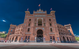 Plaza de Toros de Las Ventas - Madrid Stock Photography