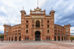 Plaza de Toros de Las Ventas, Madrid Stock Photo