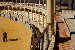 Plaza de toros de Ronda Στοκ Φωτογραφία