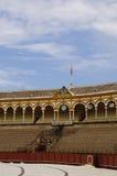 Plaza de toros de Sevilla Imagen de archivo libre de regalías