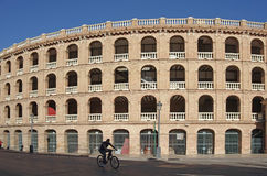 Plaza de Toros de Valencia Royalty Free Stock Photos