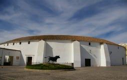 Plaza de Toros em Ronda. Fotografia de Stock Royalty Free
