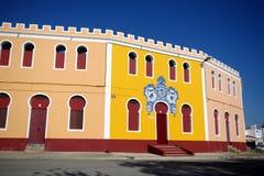 Plaza de toros en Reguengos de Monsaraz Fotografía de archivo libre de regalías