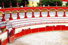 Plaza de toros I imagenes de archivo