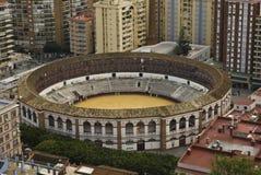 Plaza de Toros, Málaga Fotografía de archivo