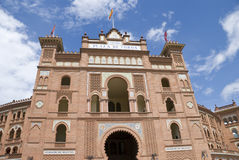 Plaza de Toros, Madrid Royalty Free Stock Images