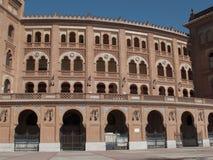 Plaza de Toros, Madrid Stock Image